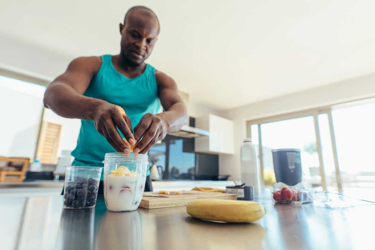 Here's When You Should Eat Protein