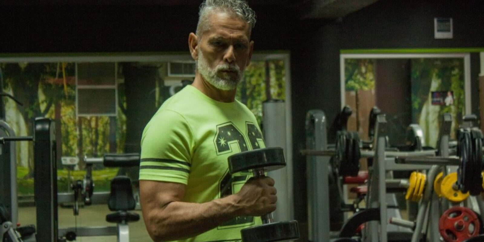 fitness and age