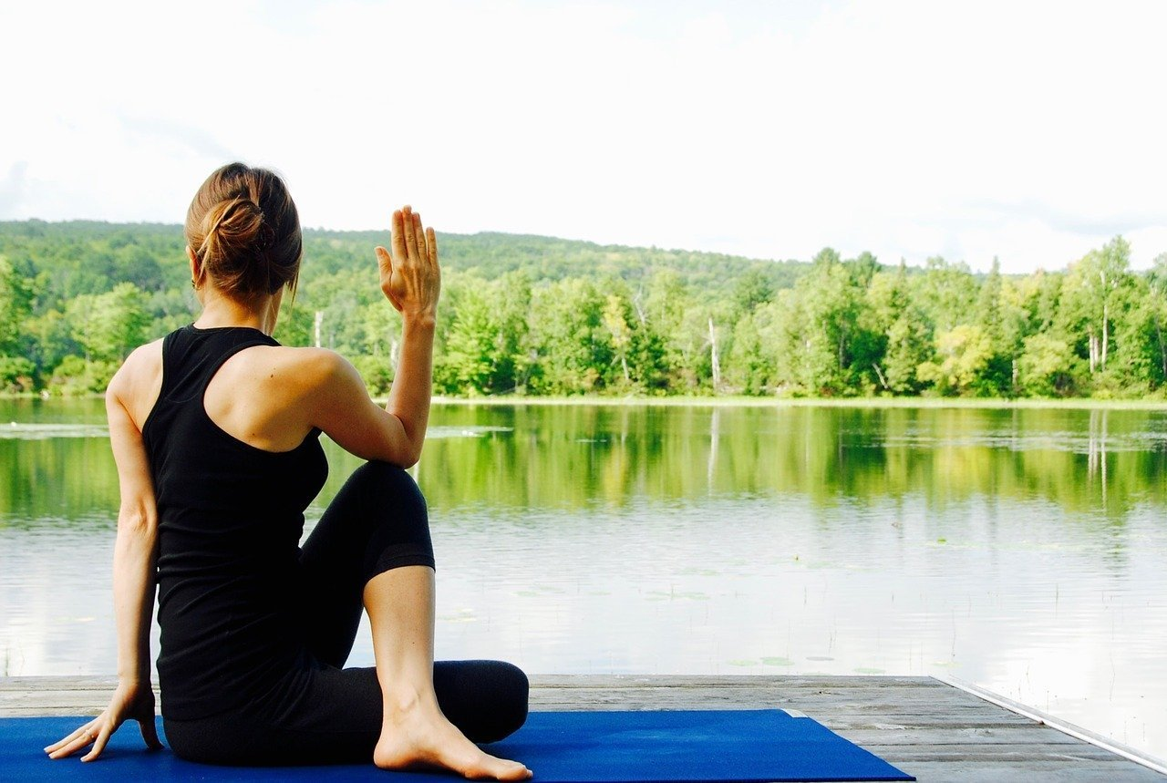 Yoga Can Help You Look Younger Than Your Years